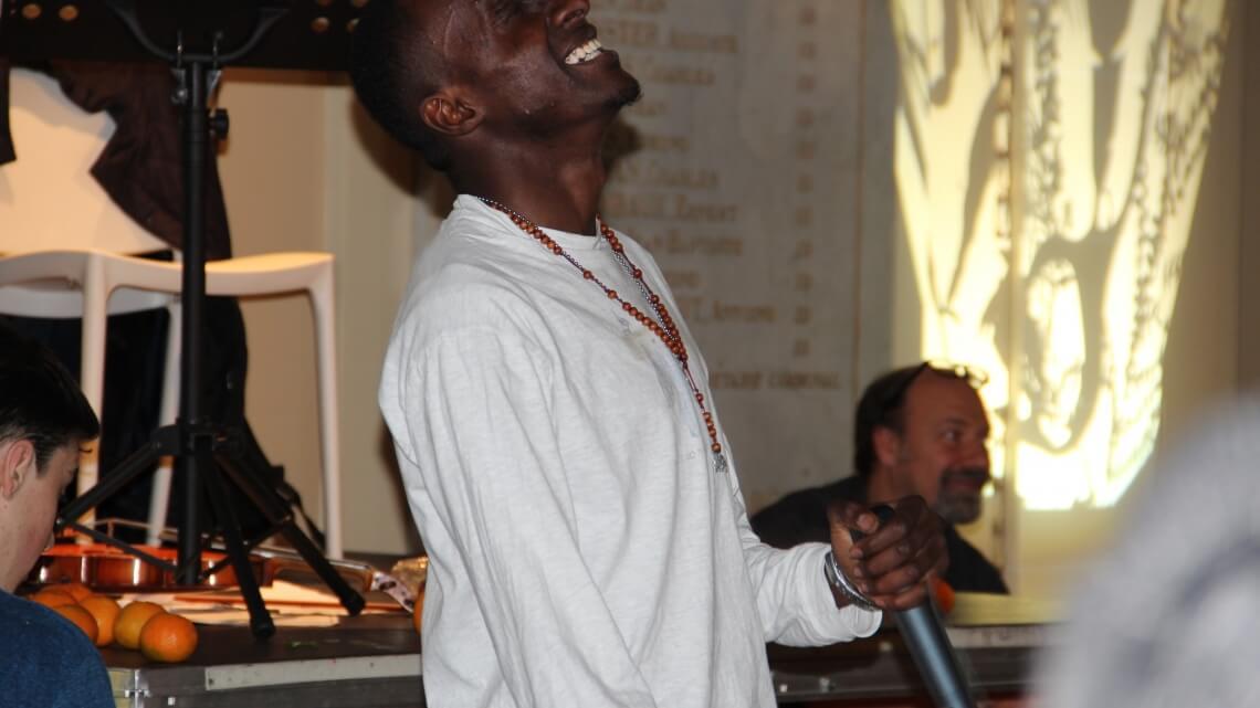 Caritas International België Ze kwamen van ver