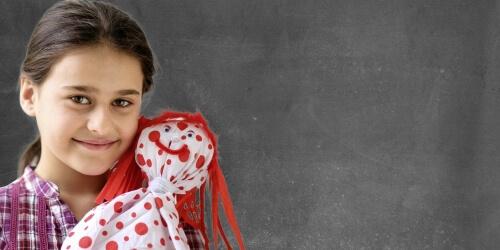 Caritas International België Teken mee de toekomst van vluchtelingenkinderen in Libanon
