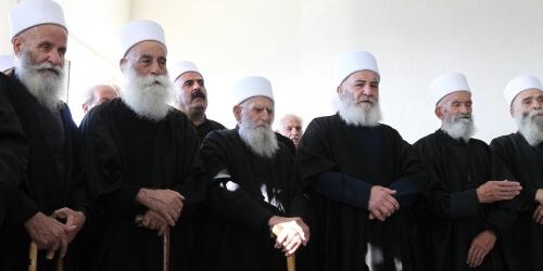 Caritas International België Wie zijn de druzen?