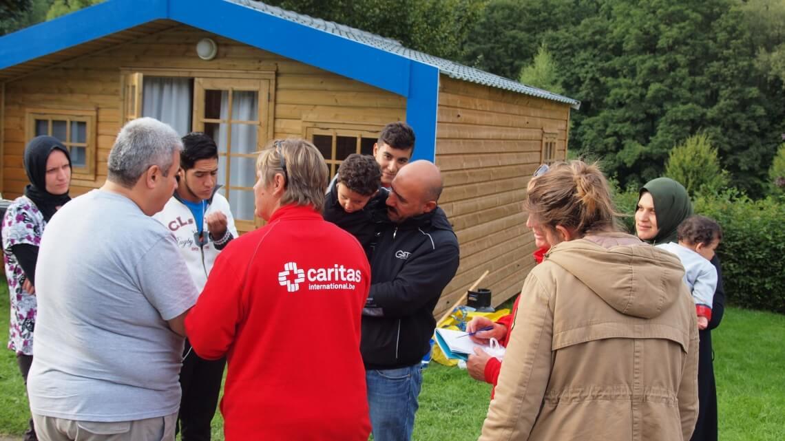 Caritas International Belgique « Oubliez Damas ! »