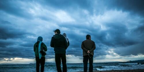 "Caritas International Belgium Presentation of the new ""Word to Exile"": Iraqi asylum seekers originating in Baghdad"