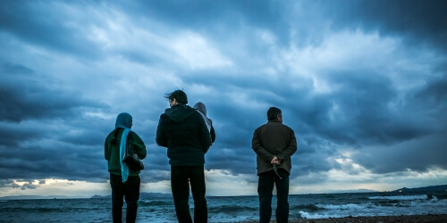 Caritas International Belgique Nouveau «Parole à l'exil»: Les demandeurs d'asile irakiens et en particulier de Bagdad