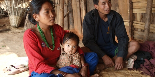 Caritas International Belgique L'histoire de Shanti