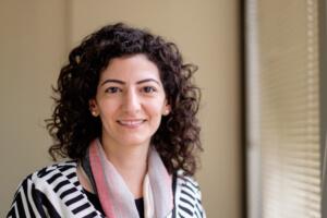 Rita Rhayem, directrice générale Caritas Liban