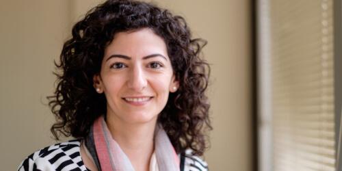 Caritas International België Drie vragen aan Rita Rhayem, directrice Caritas Libanon