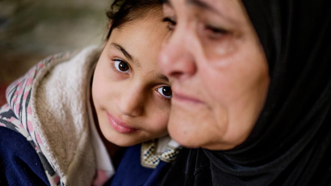 Caritas International België LESMATERIAAL – IN DE KIJKER: vluchtelingen in België