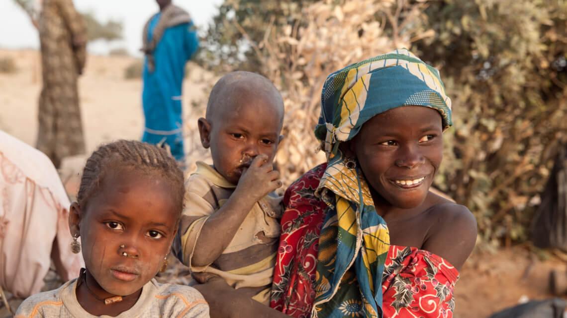 Caritas International België Participatief en gedecentraliseerd project voor voedselzekerheid