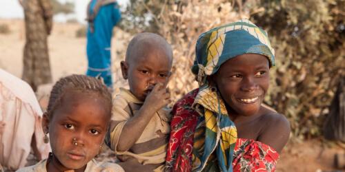 Caritas International Projet participatif et décentralisé de Sécurité Alimentaire