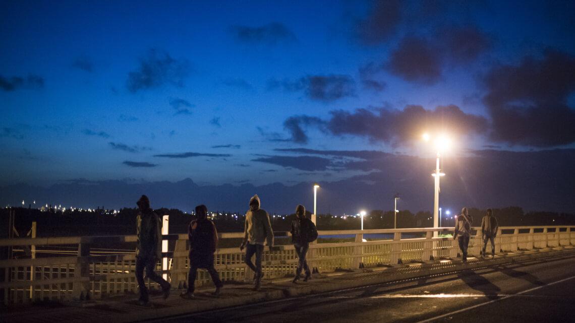 "Caritas International Belgium Calais: ""Rapid dismantlement is unthinkable"""