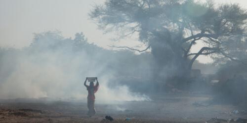 Caritas International Secours d'urgence aux ménages déplacés préventifs internes et ménages hôtes