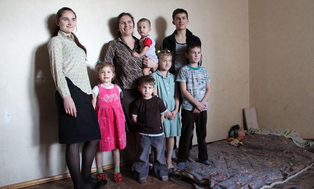 Caritas International België Winterhulp aan ontheemde Oekraïners