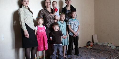 Caritas International Belgique Offrir du secours aux déplacés ukrainiens pendant l'hiver