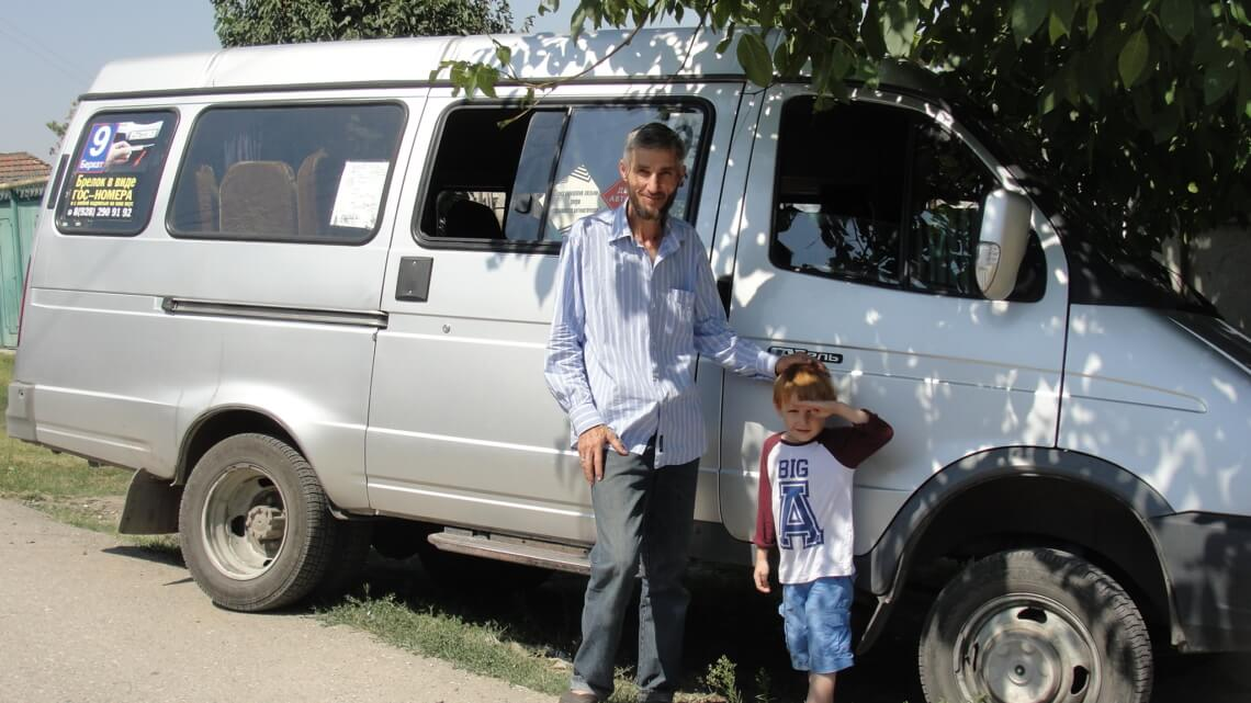 Caritas International België Terugkeer naar Rusland versterkt dankzij ERIN