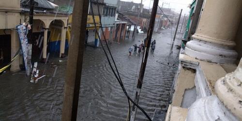 Matthew détruit les efforts de reconstruction en Haïti.