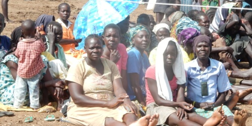 Caritas International Belgium Self reliance and dignity for South Sudanese refugees in Uganda