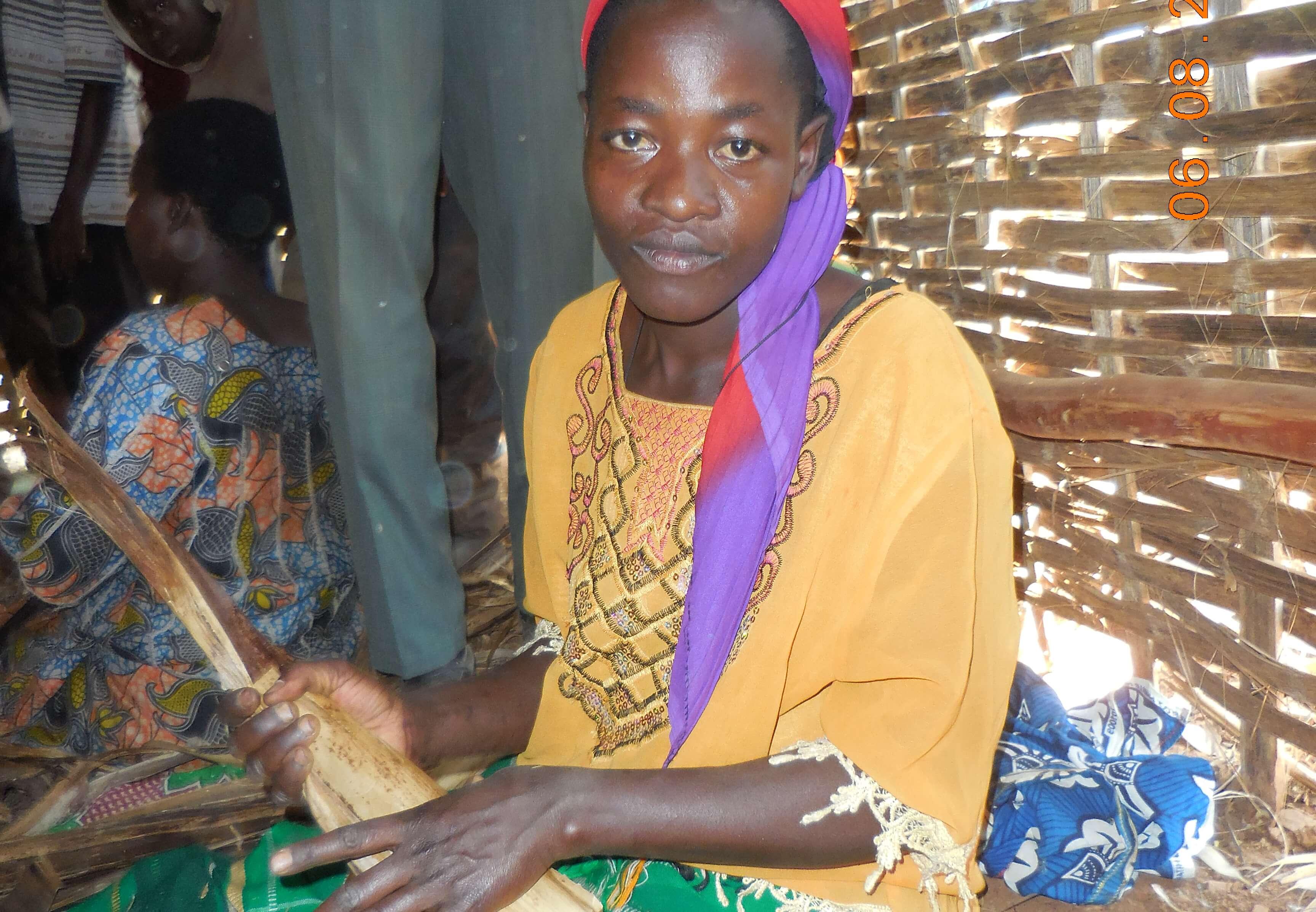 Caritas International België Het verhaal van Fideste Ucuru