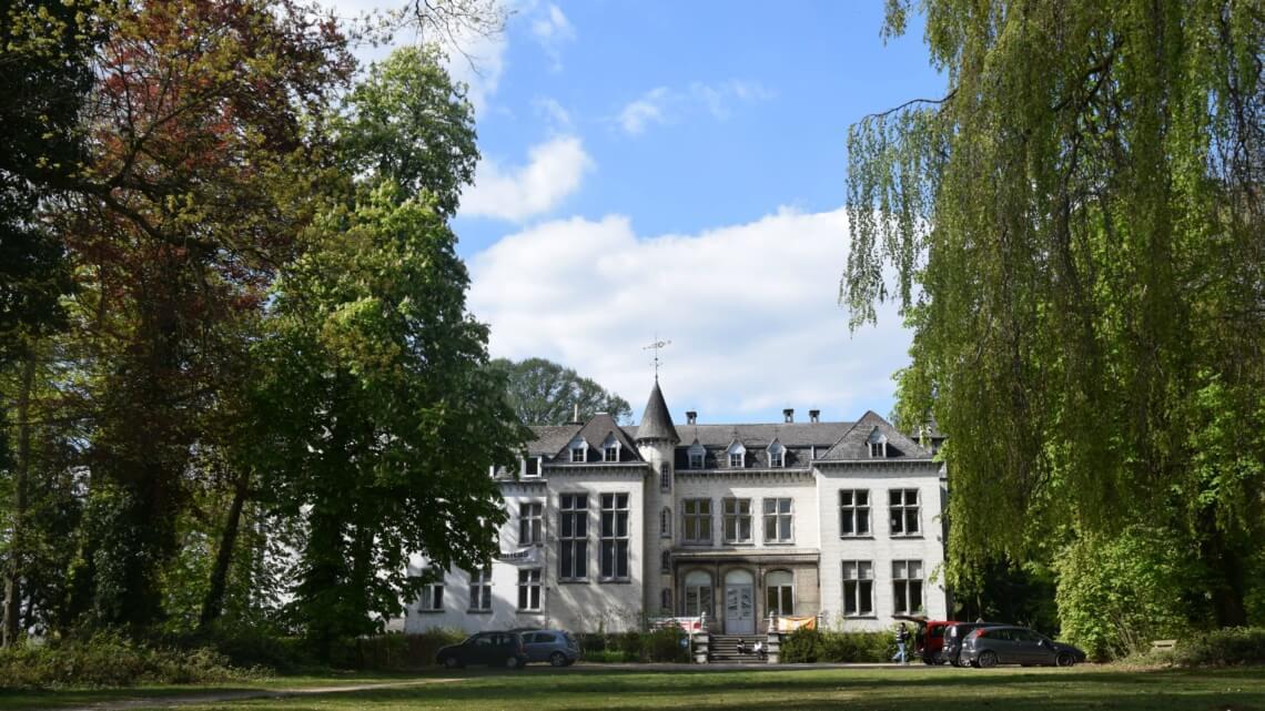 Caritas International België Opvangcentrum voor asielzoekers Scherpenheuvel viert 1ste verjaardag