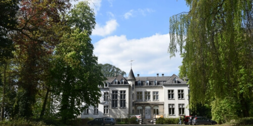 Opvangcentrum voor asielzoekers Scherpenheuvel viert 1ste verjaardag