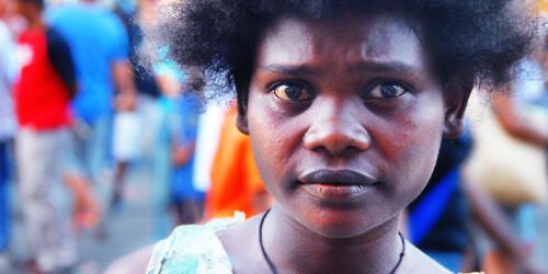 Caritas International België Steun voor de inheemse bevolking van Libacao na de doortocht van tyfoon Haiyan.