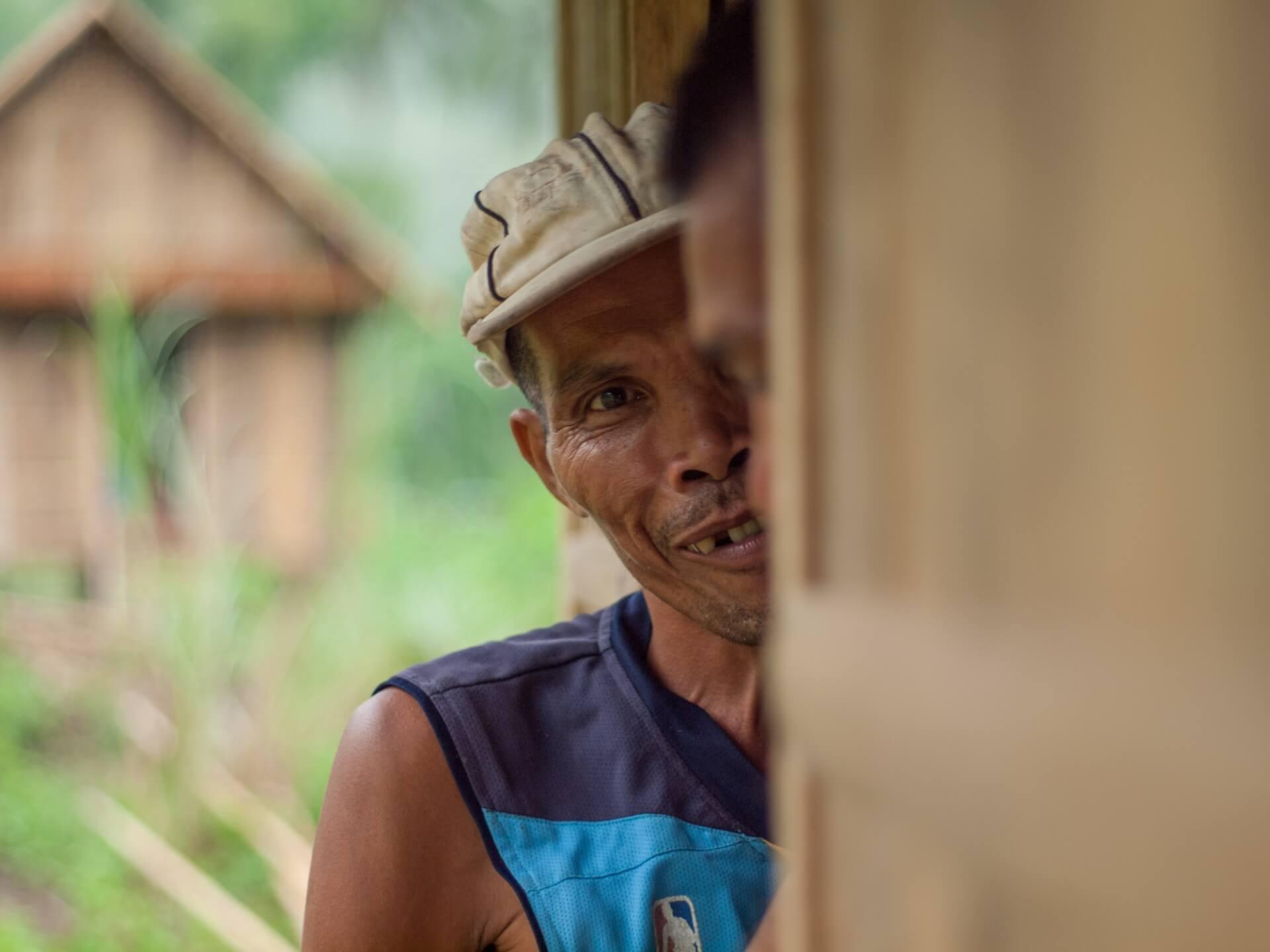 Caritas International België 3 jaar na Haiyan.