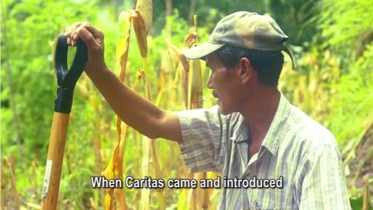Caritas International BelgiqueHaiyan, 3 ans déjà.