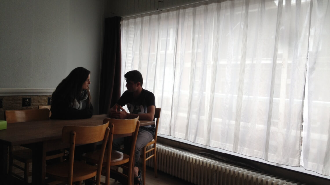 Caritas International Belgium Vulnerable Minors: Transition to Autonomy