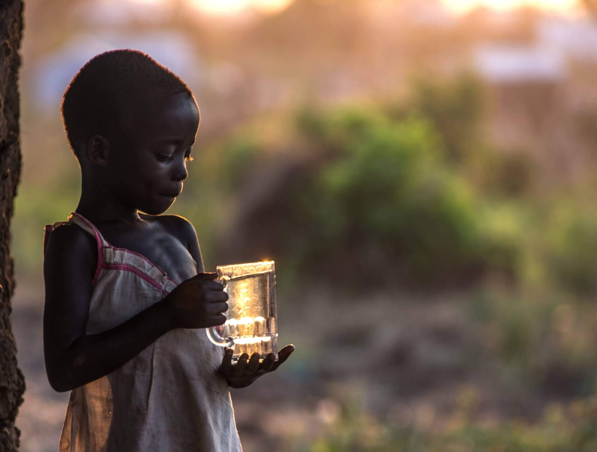 Caritas International 5 million people are in need of help, 275,000 children are malnourished.