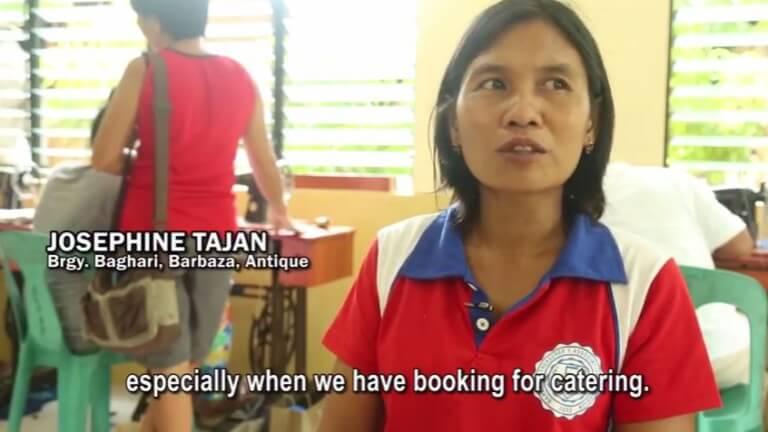 Caritas International België3 jaar na Haiyan.