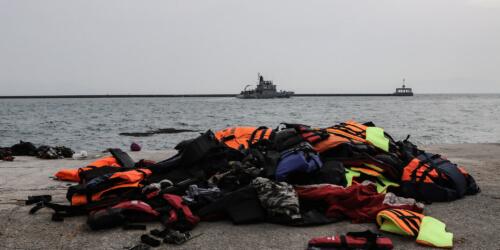 """Caritas International België """"Nog elke dag komen er boten aan op de Griekse eilanden"""""""