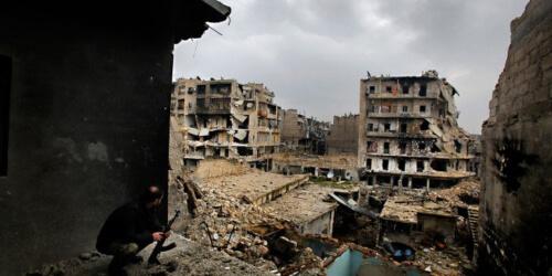 Caritas International België Ooggetuigenverslag uit Aleppo