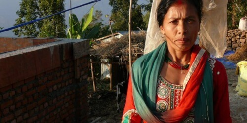 Caritas International België Het verhaal van Ishwari
