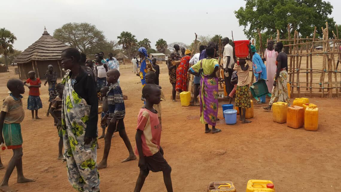 Caritas International België Miljoenen mensen met honger bedreigd in de Hoorn van Afrika