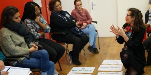 Caritas International Belgique Formation – Migrations & conflits
