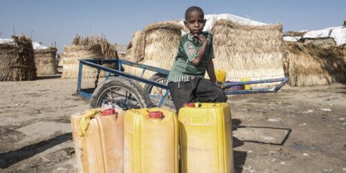 Caritas International België Nigeria: geweld en klimaat spelen honger in de kaart