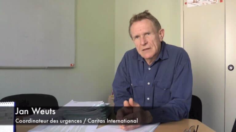 Caritas International Belgique5 millions de personnes ont besoin d'aide.  275.000 enfants sont sous-alimentés.