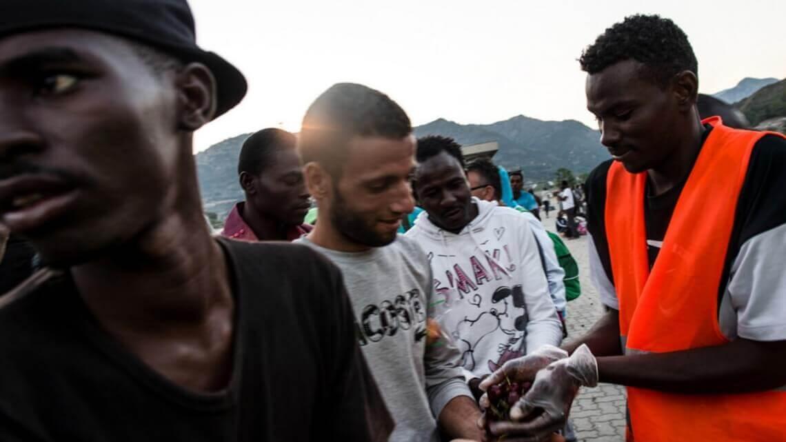 Caritas International België EU-plannen zullen arrestaties en detentie van migranten in Libië verergeren