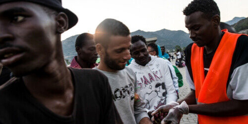Caritas International Belgium EU plans will exacerbate arrests and detention of migrants in Libya
