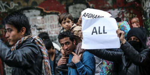 Caritas International Belgium EU-Turkey deal: a bitter 1st anniversary