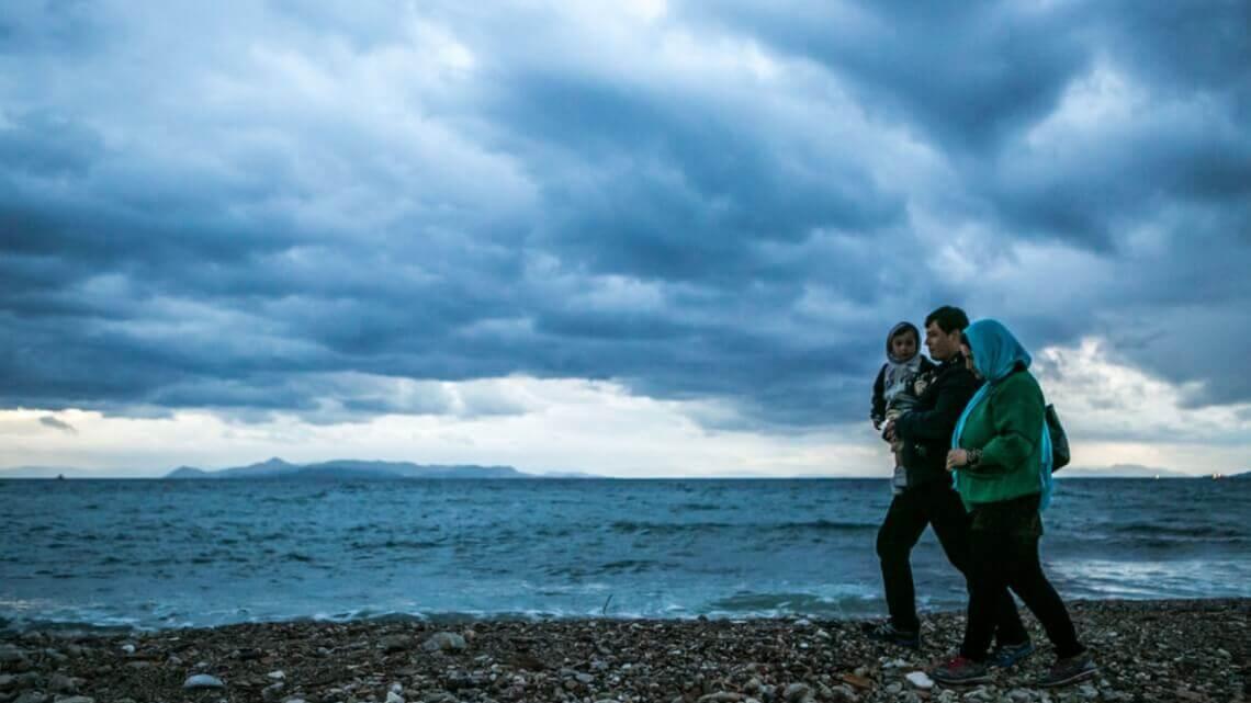 Caritas International België Oproep tot een duurzaam Europees migratiebeleid