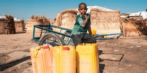 Caritas International Belgium Nigeria: when violence and climate play into the hands of hunger