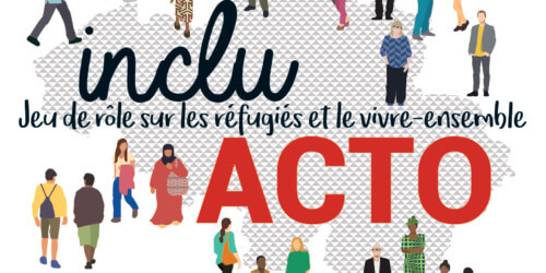 Caritas International België Inclu Acto bestellen