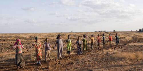 Caritas International België Caritas vecht tegen de hongersnood in Afrika: een overzicht