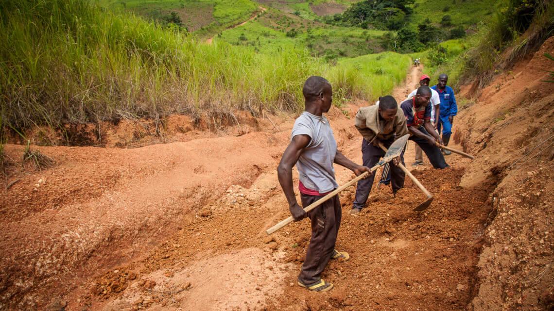 Caritas International Belgique Coopératives: partager les défis et les opportunités