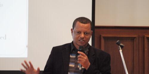 Caritas International België Drie vragen aan Sebhatu Seyoum Halibo, Caritas Ethiopië