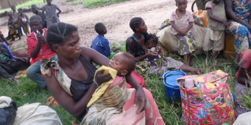 Caritas International Belgium 1,3 miljoen intern ontheemden door dodelijk geweld in Kasaï