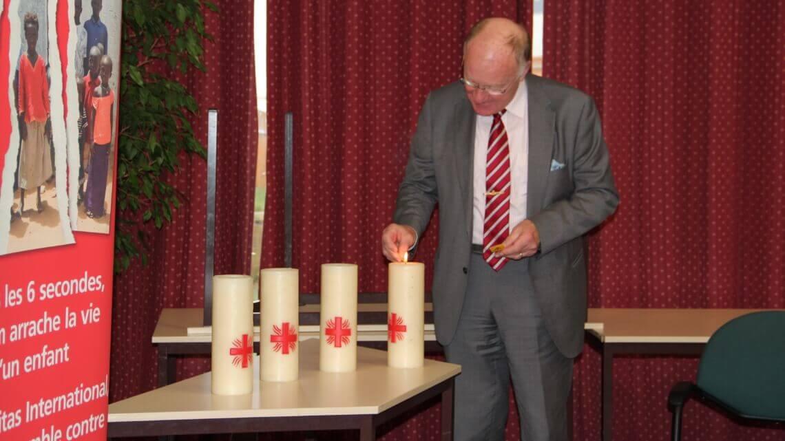 Caritas International Belgique «Ce qui était loin à l'horizon est à présent à portée de main»