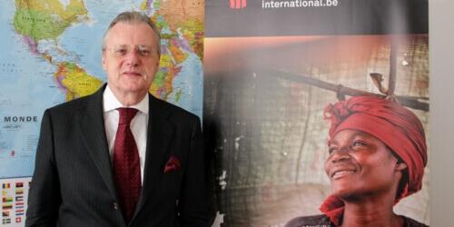 Caritas International Belgique 3 questions à Frank De Coninck, nouveau président de Caritas International