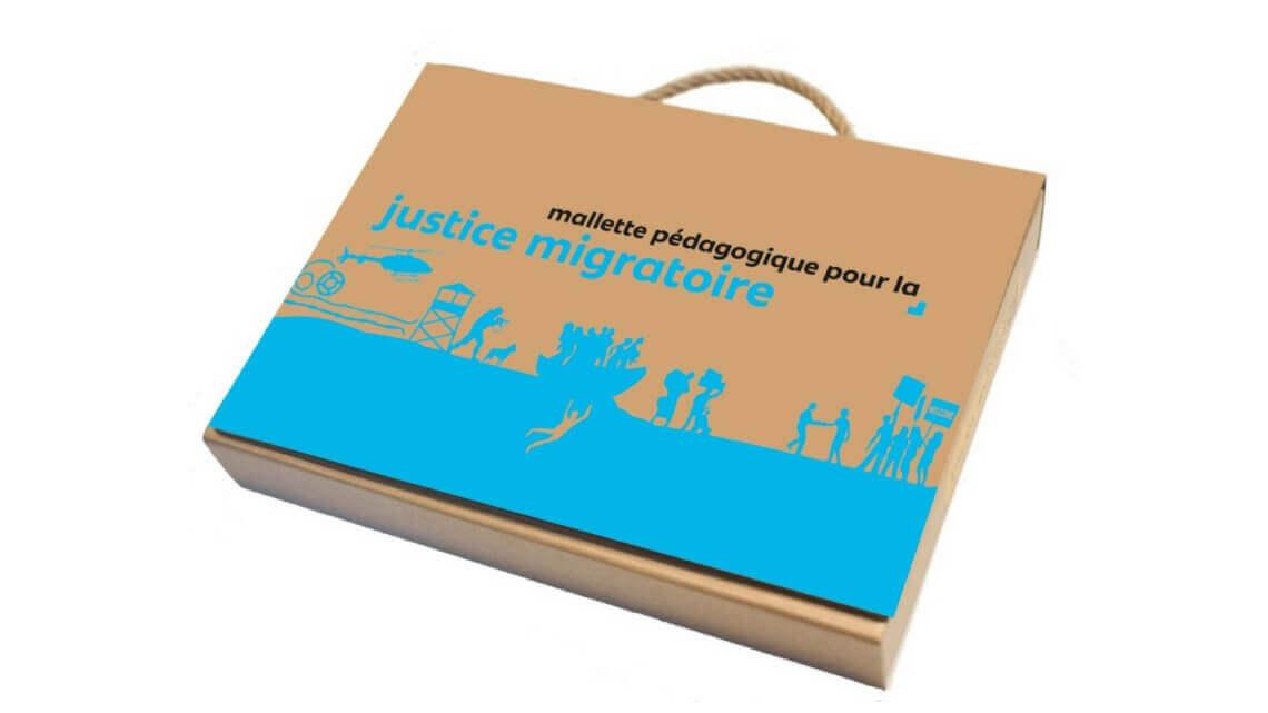 Caritas International Belgique Malette pédagogique «Justice migratoire» du CNCD-11.11.11