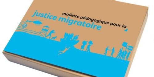 """Caritas International België Malette pédagogique """"Justice migratoire"""" du CNCD-11.11.11"""