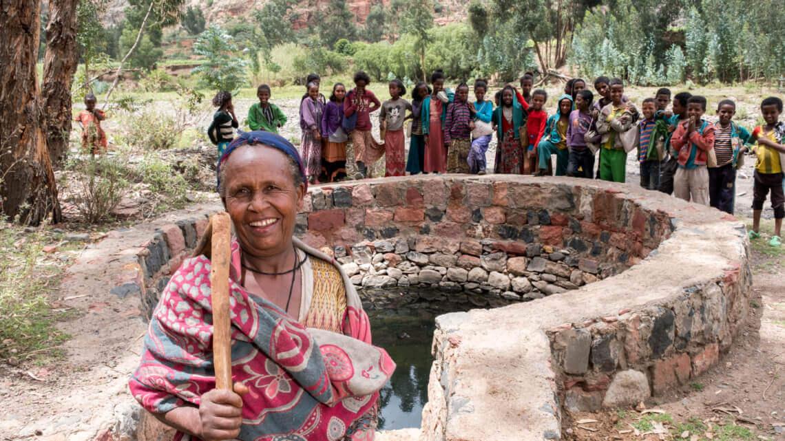 Caritas International België Samen werken aan een wereld in verandering